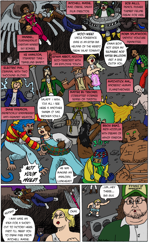 Crushing Guilt pg 1