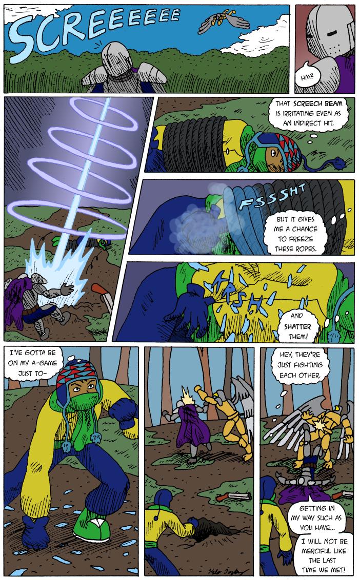 Interception pg 20
