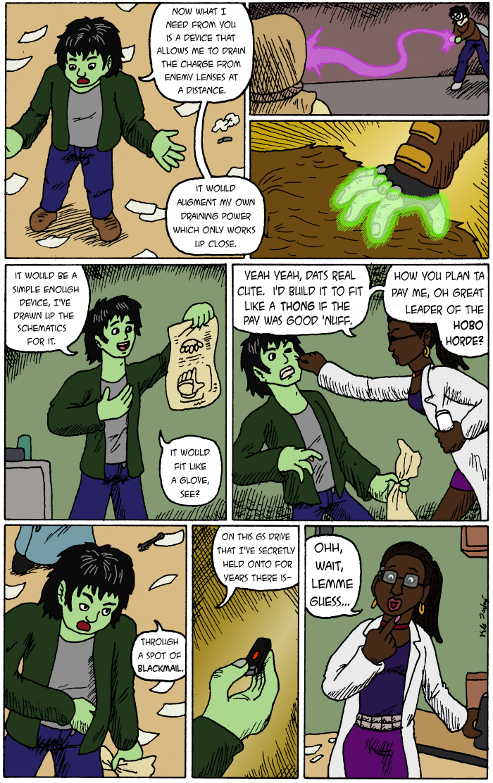 Black Science pg 4