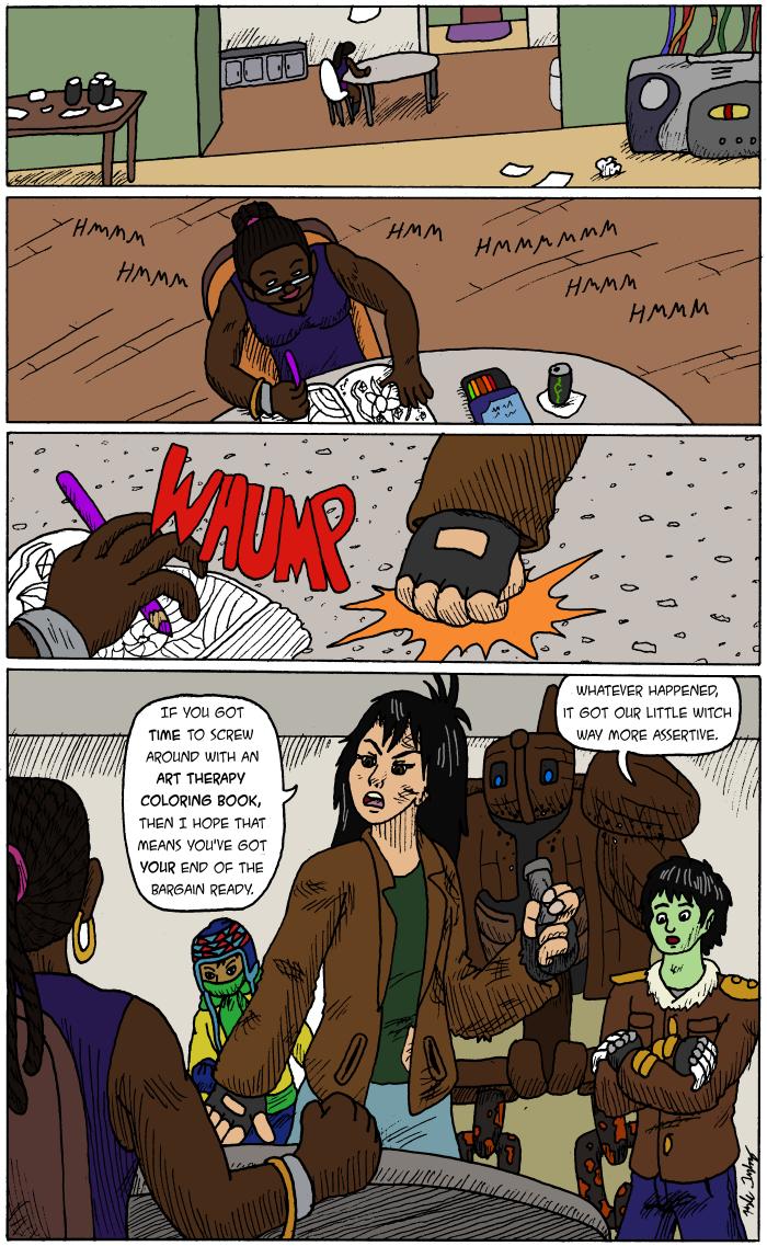 Black Science pg 22